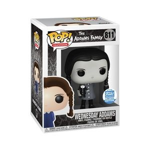 Funko EXCLUSIVE Wednesday Addams #811